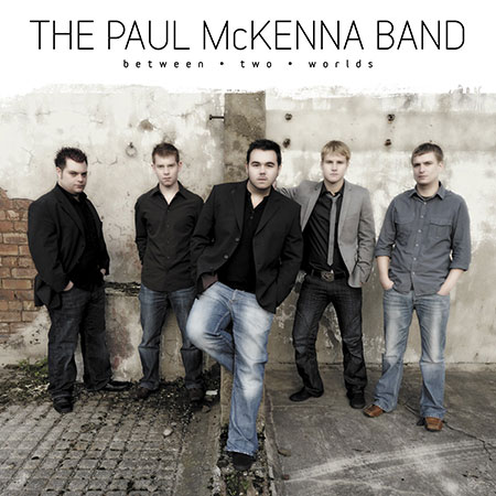 cover image for The Paul McKenna Band - Between Two Worlds