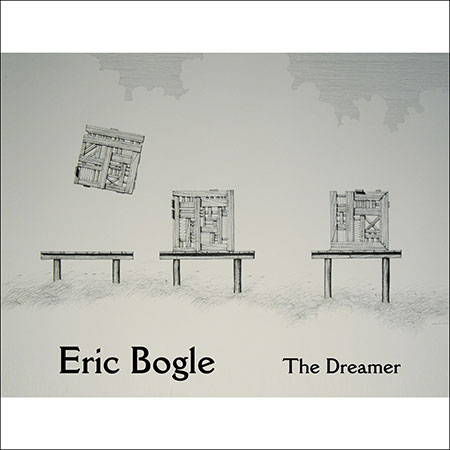 cover image for Eric Bogle - The Dreamer