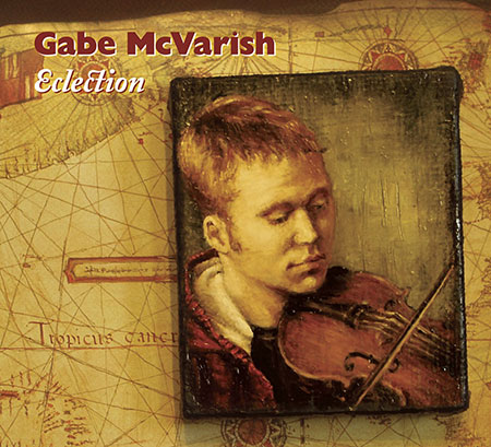 cover image for Gabe McVarish - Eclection