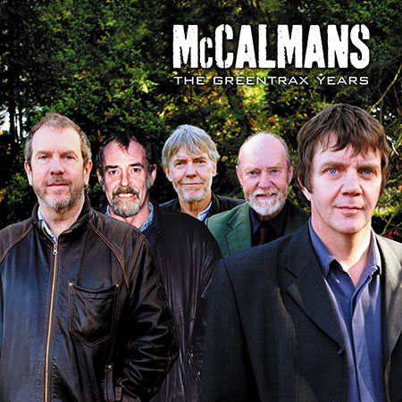 cover image for The McCalmans - The Greentrax Years