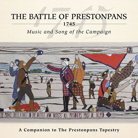 cover image for The Battle Of Prestonpans 1745