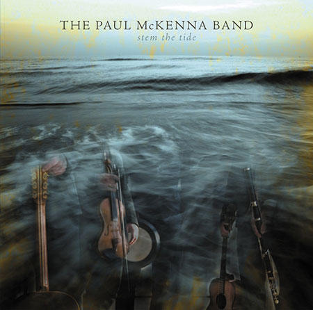cover image for The Paul McKenna Band - Stem The Tide