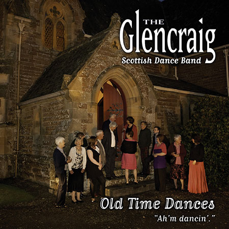 cover image for The Glencraig Scottish Dance Band - Ah'm Dancin' (Old Time Dances)