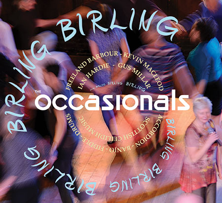 cover image for The Occasionals - Birling