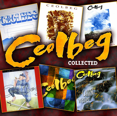 cover image for Ceolbeg Collected