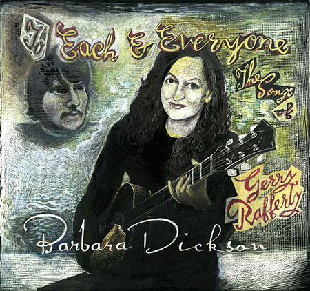 cover image for Barbara Dickson - To Each And Everyone (The Songs Of Gerry Rafferty)