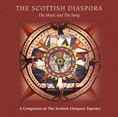 cover image for The Scottish Diaspora - The Music And The Song