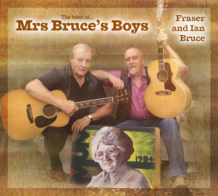 cover image for Fraser & Ian Bruce - The Best of Mrs Bruce's Boys