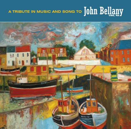 John Bellany album cover