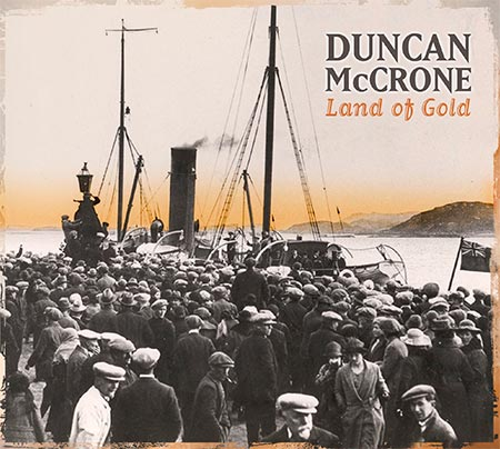 Duncan McCrone album cover