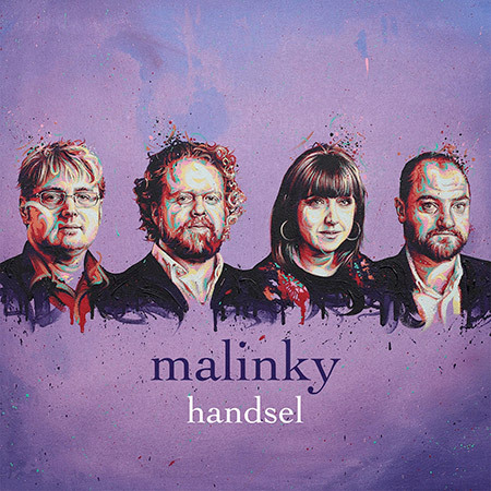 Malinky - Handsel CD cover