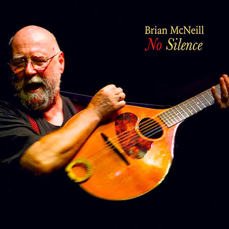 cover image for Brian McNeill - No Silence