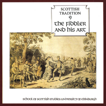 cover image for The Fiddler And His Art