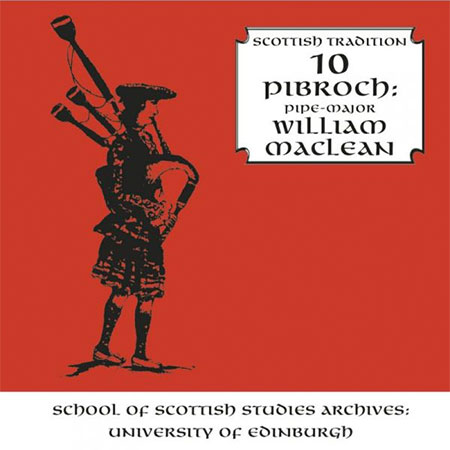 cover image for William MacLean - Pibroch