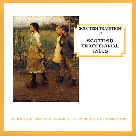 cover image for Scottish Traditional Tales