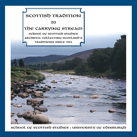 cover image for The Carrying Stream