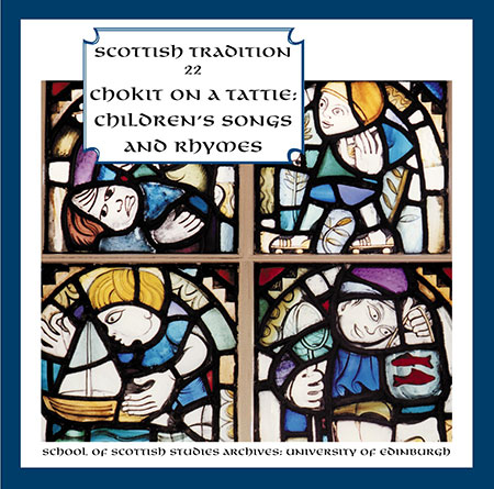 cover image for Chokit On A Tattie (Scottish Tradition Series vol 22)