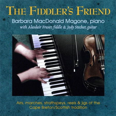 cover image for Barbara MacDonald Magone - The Fiddler's Friend