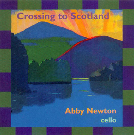 cover image for Abby Newton - Crossing To Scotland