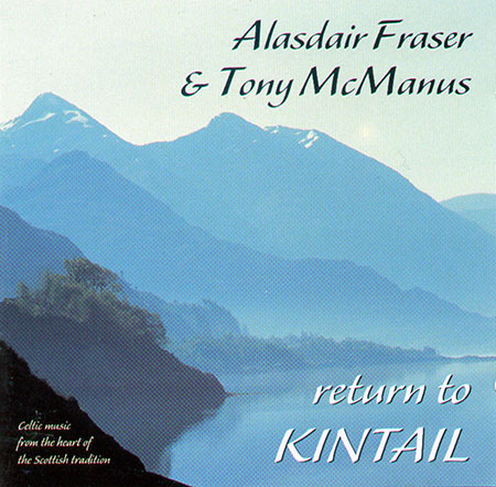 cover image for Alasdair Fraser & Tony McManus - Return to Kintail