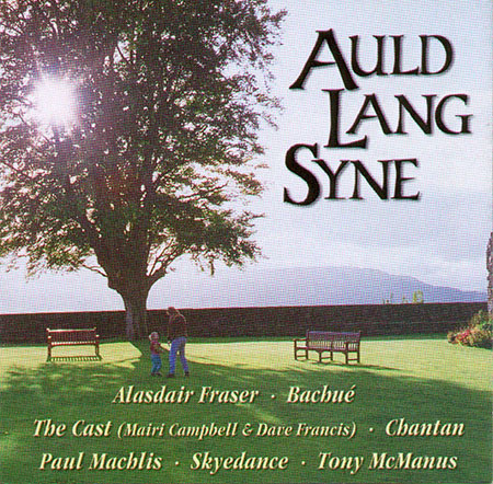 cover image for Auld Lang Syne