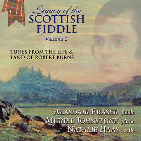 cover image for Alasdair Fraser - Legacy Of The Scottish Fiddle vol 2