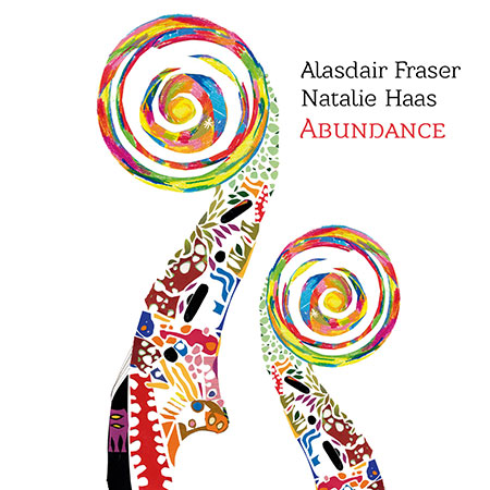 cover image for Alasdair Fraser and Natalie Haas - Abundance