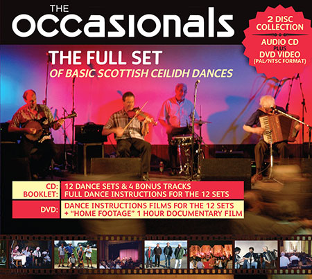 cover image for The Occasionals - The Full Set