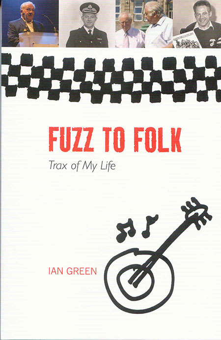 cover image for Ian Green - Fuzz To Folk (Trax Of My Life)