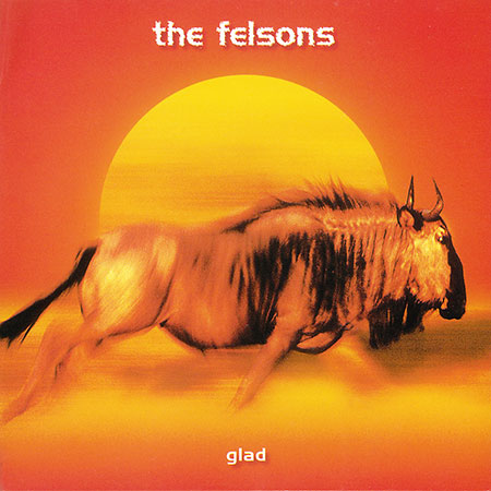 cover image for The Felsons - Glad