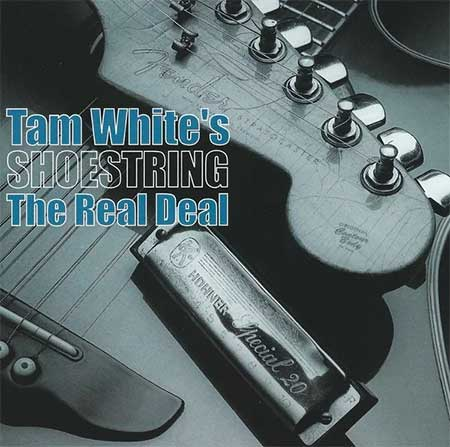 cover image for Tam White's Shoestring - The Real Deal
