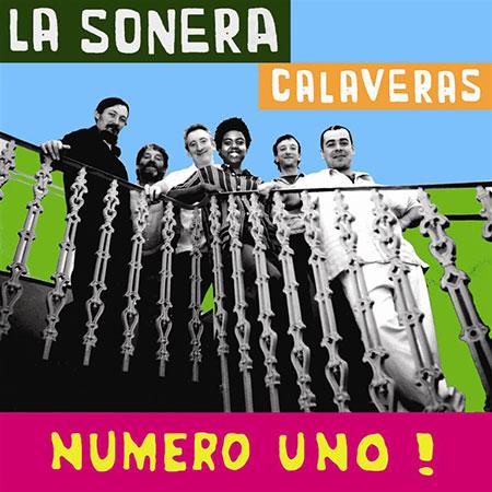 La Sonera Calaveras CD cover
