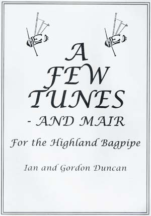 cover image for Ian & Gordon Duncan - A Few Tunes And Mair