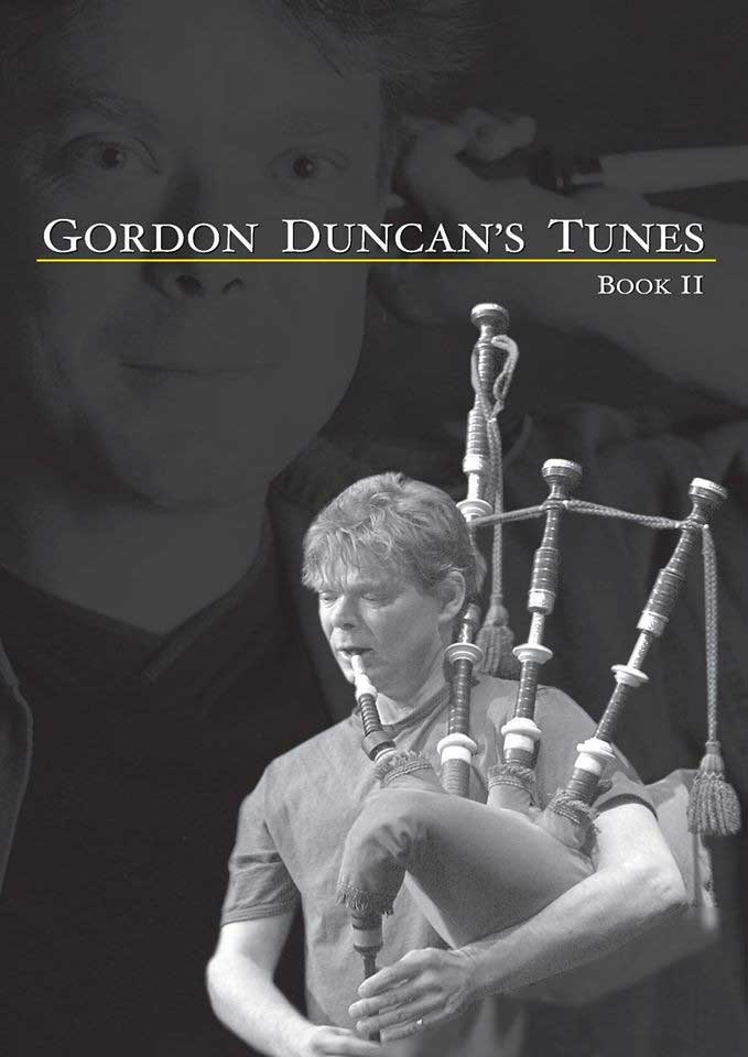 cover image for Gordon Duncan's Tunes - Book Two