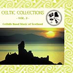 cover image for Ceilidh Band Music Of Scotland (Celtic Collections vol 3)