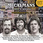cover image for The McCalmans - Peace And Plenty (Celtic Collections vol 9)