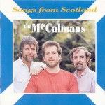 cover image for <mark>The</mark> <mark>McCalmans</mark> - Songs From Scotland
