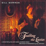 cover image for Gill Bowman - Toasting The Lassies