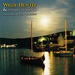 cover image for Willie Hunter - Leaving Lerwick Harbour