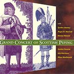 cover image for Grand Concert Of Scottish Piping