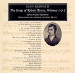 cover image for <mark>Jean</mark> <mark>Redpath</mark> - Songs Of Robert Burns vols 1 &amp; 2