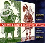 cover image for Second Grand Concert Of Piping