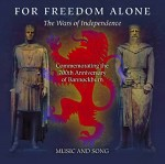 cover image for For Freedom Alone - <mark>The</mark> Wars Of Independence