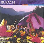 cover image for Burach - Born Tired