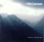 cover image for <mark>The</mark> <mark>McCalmans</mark> - High Ground