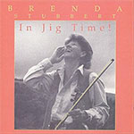 cover image for Brenda Stubbert - In Jig Time