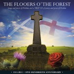 cover image for The Flooers o' The Forest - Songs, Poems & Music of Flodden