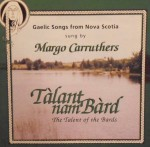 cover image for Margo Carruthers - Talant Nam Bard