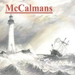 cover image for <mark>The</mark> <mark>McCalmans</mark> - Keepers