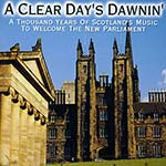 cover image for A Clear Day's Dawnin' (To Welcome The New Parliament)